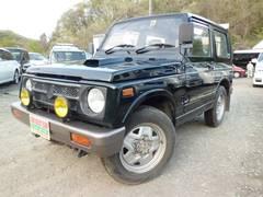 ジムニーワイルドウインドリミテッド 4WD ターボ 5MT