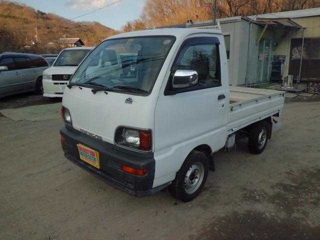 三菱 パートタイム4WD 5MT