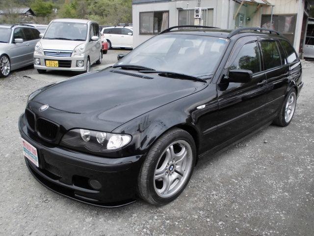 BMW 318iツーリング Mスポーツパッケージ タイミングチェーン