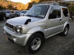 ジムニーワイドJZ タイミングベルト交換済みパートタイム4WD