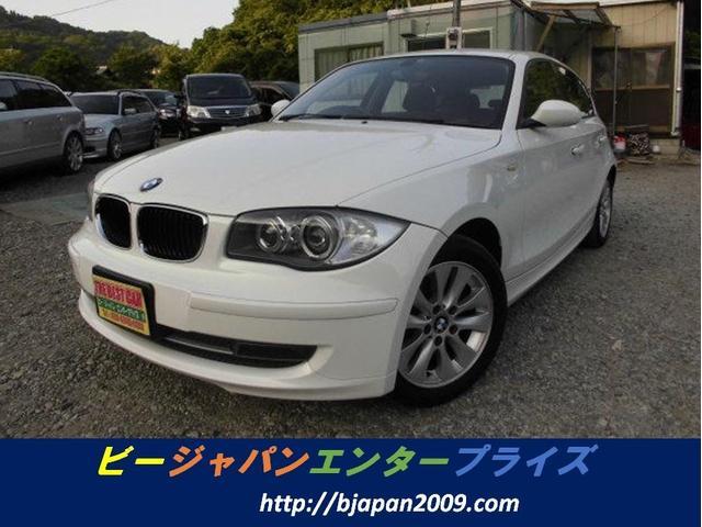 BMW 116i 6速AT ナビ HID ETC スマートキー
