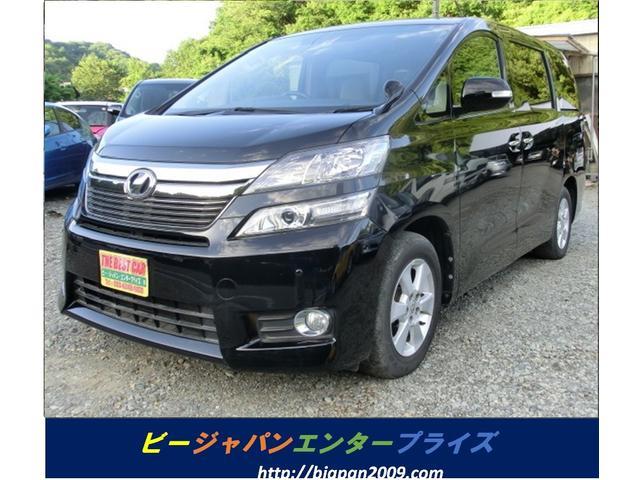 トヨタ 2.4X ワンオーナーTVナビバックカメラ プッシュスター
