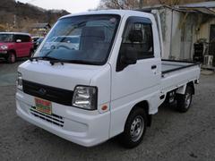 サンバートラックベースグレードパートタイム4WD AC PS F5