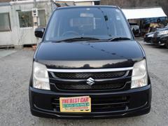 ワゴンRFX−Sリミテッド タイミングチェーン 4WD スマートキー