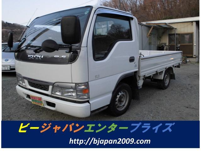 いすゞ フラットロー3.1ディーゼル Tベルト交換済みETC 5MT