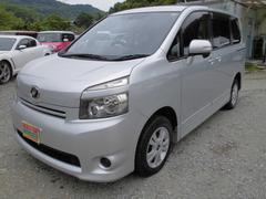 ヴォクシートランス−X 4WD HDDナビ Bチェーン
