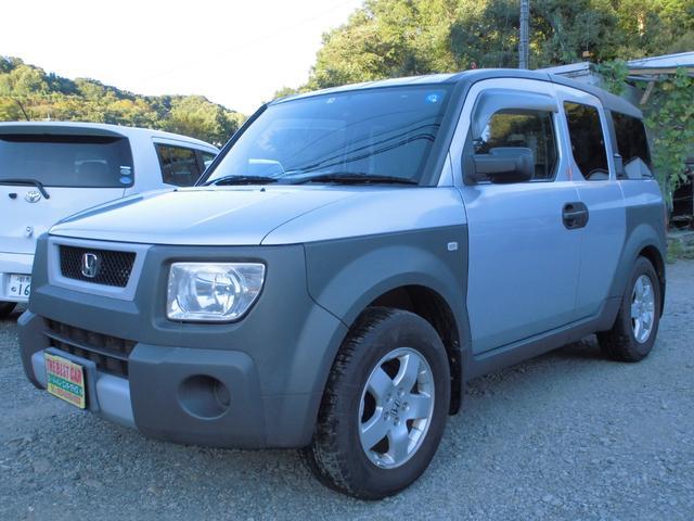 ホンダ ベースグレード  4WD タイミングチェーン ETC HID
