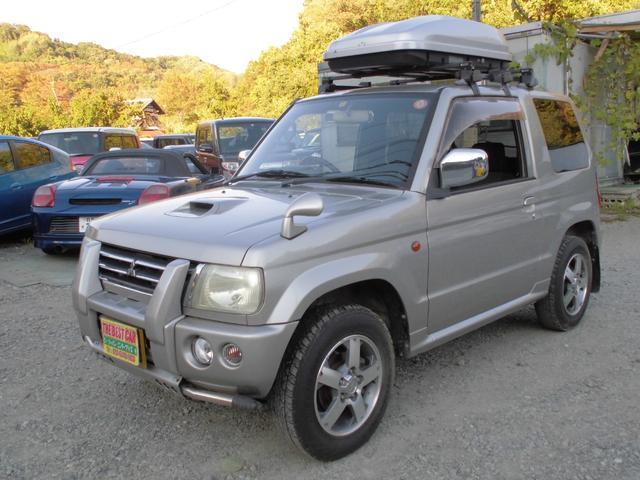 三菱 アクティブフィールドエディションTベルト交換済み 4WD