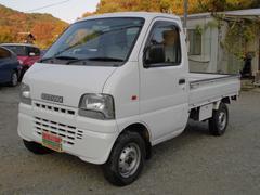 キャリイトラックKU パートタイム4WD 5MT AC