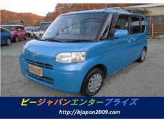 タントXスペシャル タイミングチェーン CVT  2WD