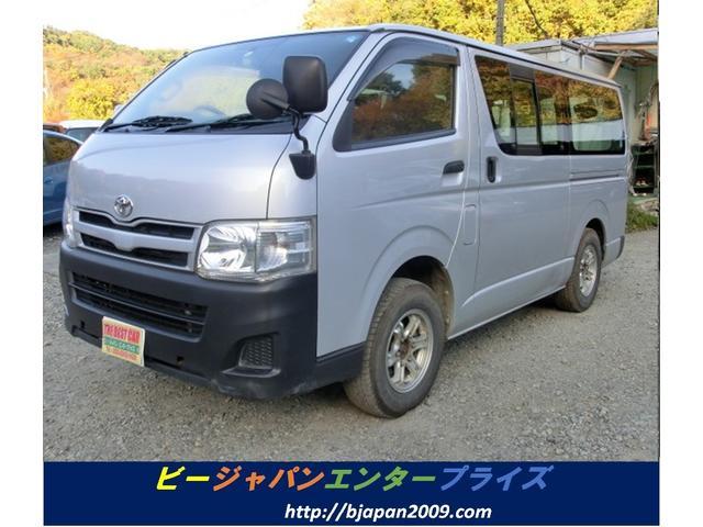 トヨタ ディーゼル 4WD ターボ タイミングベルト交換済み ETC
