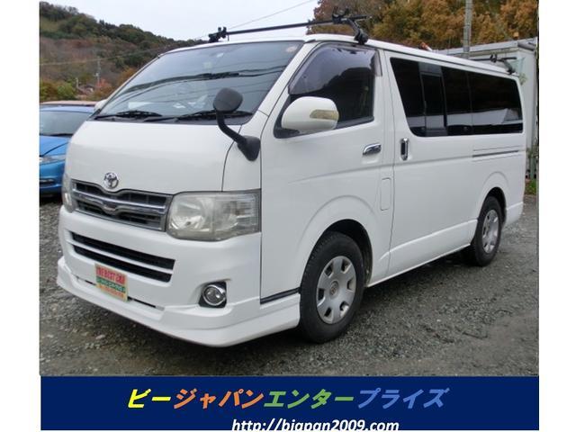 トヨタ ロングDX GLパッケージターボTVナビバックカメラ ETC
