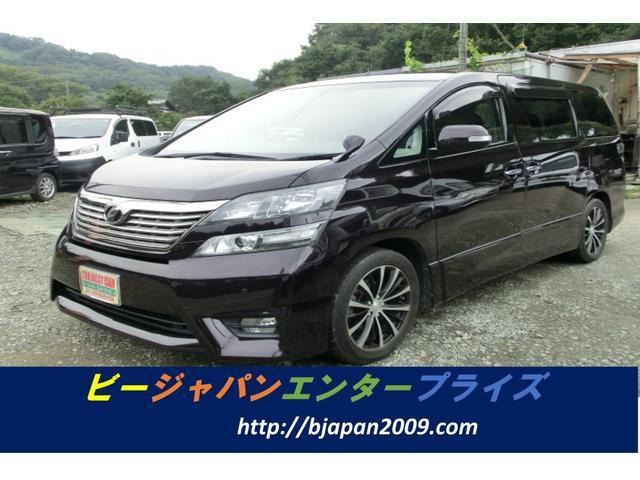 トヨタ 2.4Z パワースライドドア プッシュスタータイミングチェーン ナビ TV バックカメラ