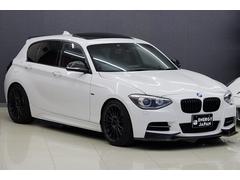 BMWM135iMパフォステアサンルーフビルシュ車高調可変マフラー