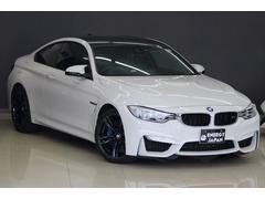 BMWM4 オプション19AW1オーナー黒革OPカーボンインテリア