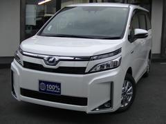 ヴォクシーハイブリッドV 新車 フルセグナビ/特別色/MC後モデル