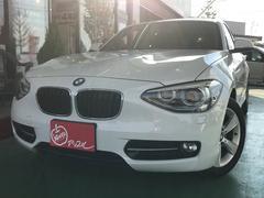 BMW116i スポーツ 純正ナビ Bカメラ ETC 1年保証