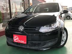 VW ポロ1.4 コンフォートライン ユーザー買取車 社外ナビ ETC