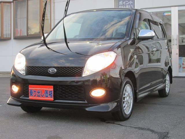 ダイハツ Xi 4WD 走行距離無制限 2年間保証