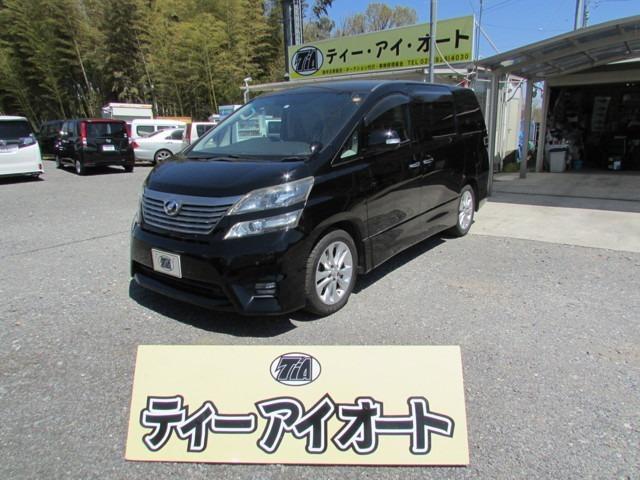 トヨタ 2.4Z キーレス HDDナビ ETC 電動スライドドア