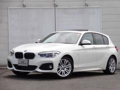 BMW118i Mスポーツ ワンオーナー サンルーフ SOSコール