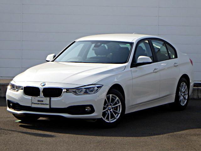 BMW 320d LCI ACC LEDヘッドライト 正規認定中古車