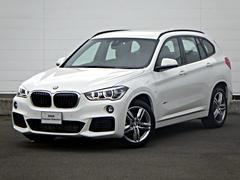 BMW X1sDrive 18i Msp コンフォートP 電動リアゲート