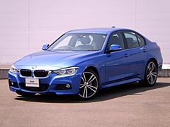 BMW320d Mスポーツ OP19インチ 正規認定中古車