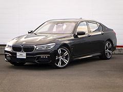 BMW740eアイパフォーマンス Mスポーツ モカ内装 元デモカー