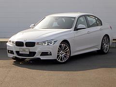BMW320i Mスポーツ OP19インチ 正規認定中古車
