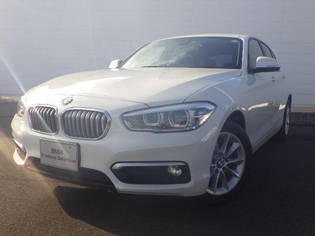 BMW 118i スタイル バックカメラ 正規認定中古車