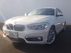 BMW118i スタイル バックカメラ 正規認定中古車