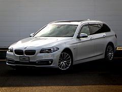 BMW523dツーリング ラグジュアリー ACC パノラマ