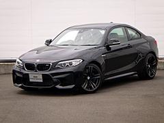 BMWM2 黒本革シート ワンオーナー 正規認定中古車