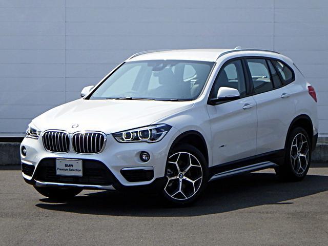 X1(BMW)sDrive 18i xライン 中古車画像