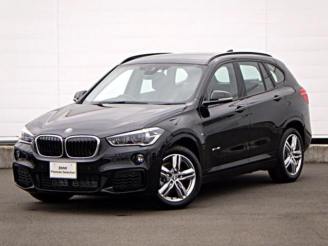 X1(BMW)sDrive 18i Mスポーツ 中古車画像