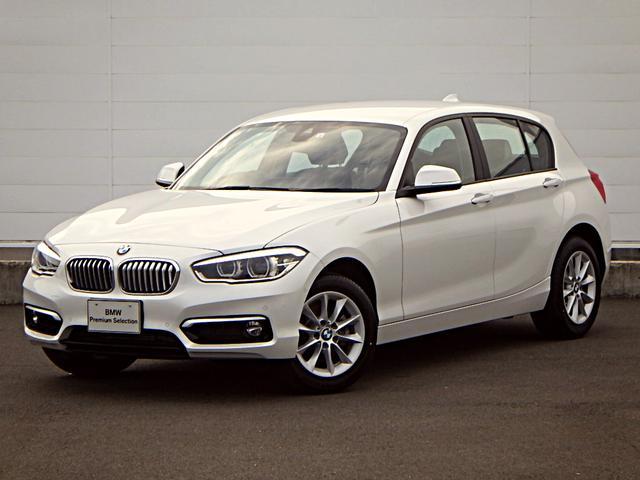 BMW 118i スタイル バックカメラ PDC 正規認定中古車