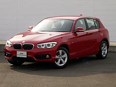 BMW118dスポーツ 登録済み未使用車 コンフォートP
