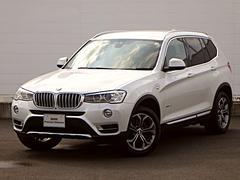 BMW X3xDrive 20d Xライン モカ本革シート ACC