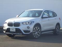 BMW X1sDrive 18i xラインハイライン弊社レンタカーアップ