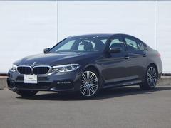BMW523i Mスポーツ 元試乗車ACCレザーシート禁煙車