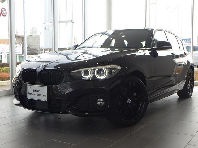 BMW 118d Mスポーツ エディションシャドー登録済未使用車