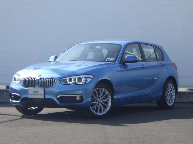 BMW 118i ファッショニスタ登録済未使用車ACCコンフォート