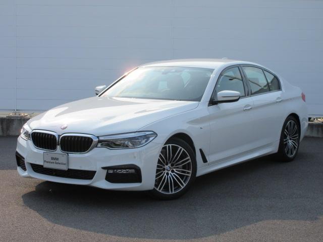 BMW 523d Mスポーツ弊社元試乗車ACC