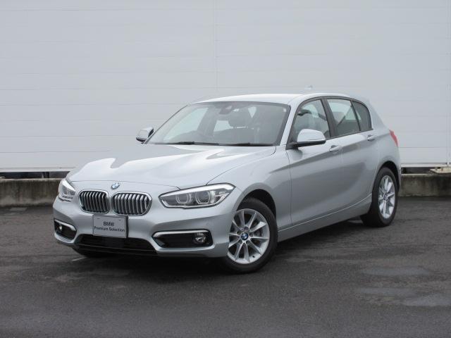 BMW 118d スタイルワンオーナーシートヒーターBカメラPDC