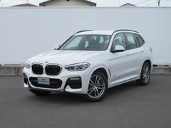 BMW X3xDrive 20d Mスポーツ元弊社試乗車シートヒーター