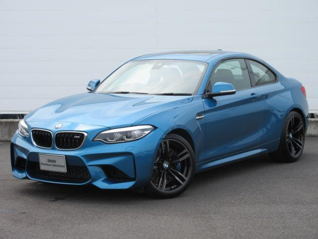BMW M2 元試乗車 レザー シートヒーター パドルシフト