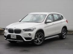 BMW X1xDrive 20i xライン元試乗車シートヒーターPDC