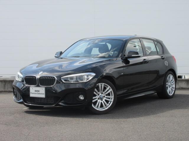 BMW 118d Mスポーツ パーキングサポート HDDナビ ETC