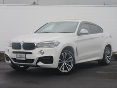 BMW X6xDrive 35i Mスポーツ サンルーフ ACC レザー